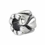 Kera™ Heart Accented Bead