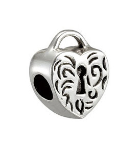 Kera™ Heart Locket Bead