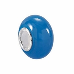 Kera™ Light Blue Glass Bead