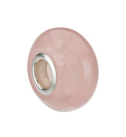Kera™ Rose Quartz Natural Stone Bead