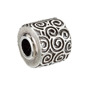 Kera™ Scroll Bead