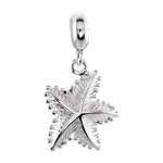Kera™ Starfish Dangle Bead