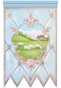 La Belle Campagne Wall Hanging Personalized by Dish and Spoon - click to Enlarge