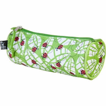 Lady Bug Kids Pencil Case Set