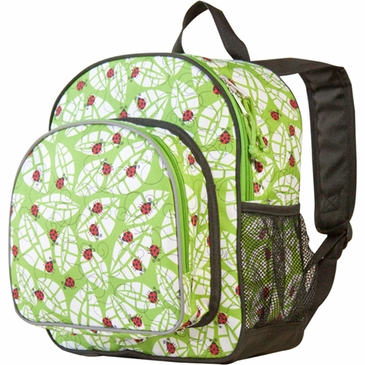 Lady Bug Pack 'n Snack Kids Backpack