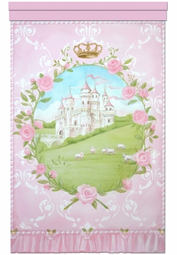 Le Somptueux Palais Wall Hanging Personalized by Dish and Spoon