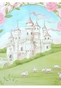 Le Somptueux Palais Wall Hanging Personalized by Dish and Spoon - click to Enlarge