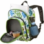 Lily Frogs Pack 'n Snack Kids Backpack - click to Enlarge