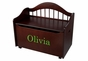 Limited Edition Toy Chest - Cherry - click to Enlarge