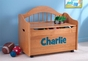 Limited Edition Toy Chest - Honey - click to Enlarge