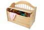 Limited Edition Toy Chest - Natural - click to Enlarge