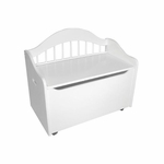 Limited Edition Toy Chest - White
