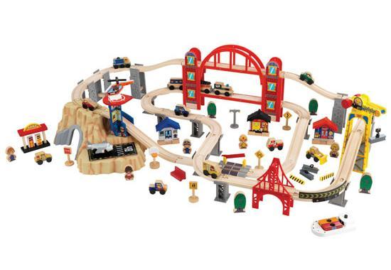 sc 1 st  Bliss Living : metropolis train table and set - pezcame.com