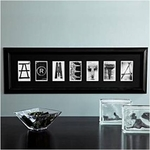 Modern Art Name Picture Frame