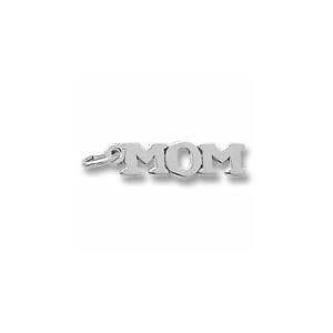 Mom Linear Charm by Forever Charms
