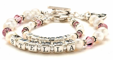 Mother & Daughter Bracelets - Classic