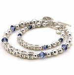 Mother & Daughter Bracelets - Elegant