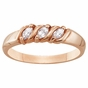 Mother's Marquise Birthstones Ring 10k Gold - click to Enlarge