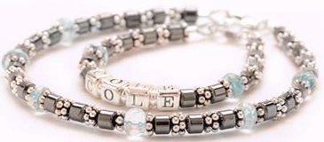 Mother & Son Bracelets - Forever
