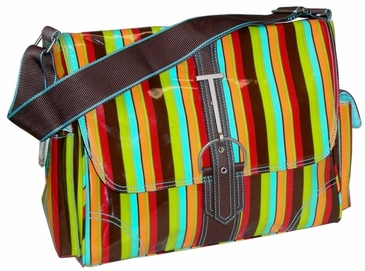 Multitasker Large Monkeystripes Hadaki Handbag