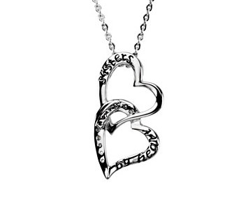 My Sister, My Heart Necklace