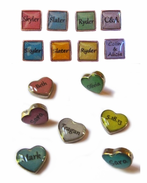 My Story™ Locket Name Charms