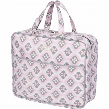 On-the-Go Kit Sweet Blush Montage Diaper Bag by Bumble Bags