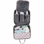 On-the-Go Kit Sweet Blush Montage Diaper Bag by Bumble Bags - click to Enlarge