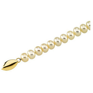 Panache™ Freshwater Rounded Pearl Strand
