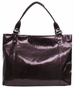 Pearlized Chocolate Cosmo Baby Bag by Amy Michelle - click to Enlarge