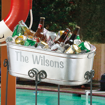 for tub tubs stand best with event beverage outdoor your