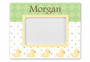 Personalized Ducks Picture Frame