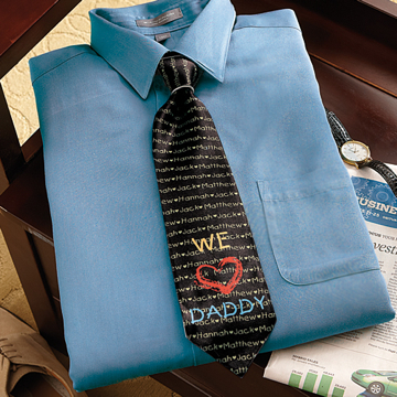 Personalized Family Tie