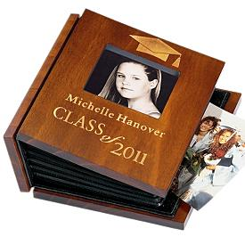 Personalized Graduation Photo Album