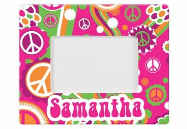 Personalized Groovy Picture Frame