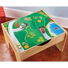 Personalized Kids Activity Table