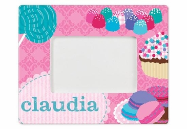 Personalized Sweets Picture Frame