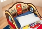 Pirate Toddler Bed - click to Enlarge