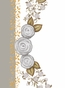 Posh Princess Crown Gustavian Grey Name Plaque Personalized by Dish and Spoon - click to Enlarge