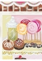 Posh Sweet Shoppe Wall Hanging Personalized by Dish and Spoon - click to Enlarge