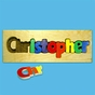 Primary Name Puzzle Board - click to Enlarge