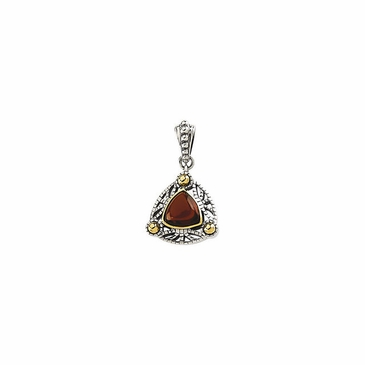 Princess Royal Mozambique Garnet Pendant
