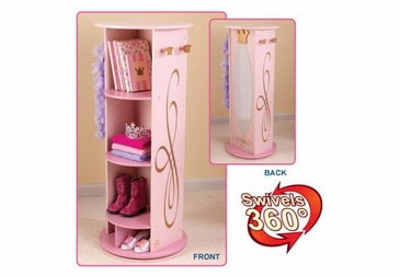 Princess Swivel Vanity