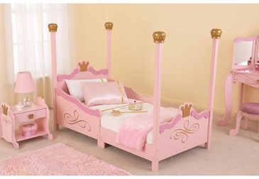 Princess Toddler Cot