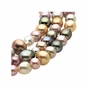 Real Pearl Multicolor Strand - click to Enlarge