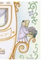 Regal Princess Coach Lovely Lavender Wall Hanging Personalized by Dish and Spoon - click to Enlarge