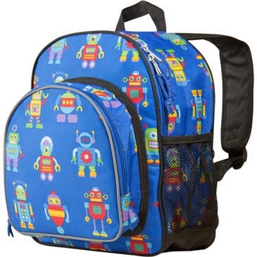 Robots Pack 'n Snack Kids Backpack