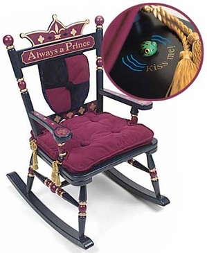 "Royal ""Prince"" Rocking Chair"