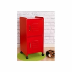 Storage Locker - Red
