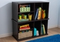 Storage Unit with Shelves - Espresso - click to Enlarge